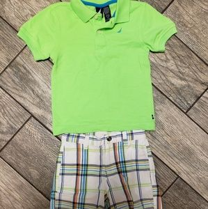 Nautica boys 4t outfit